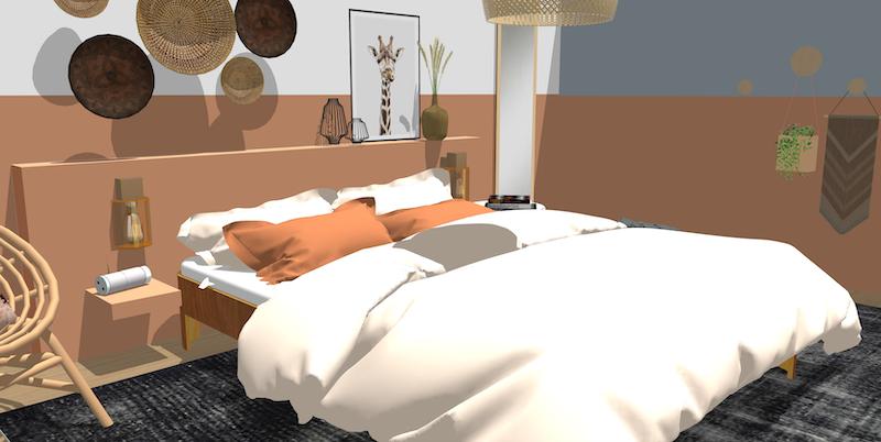 slaapkamer kleur advies