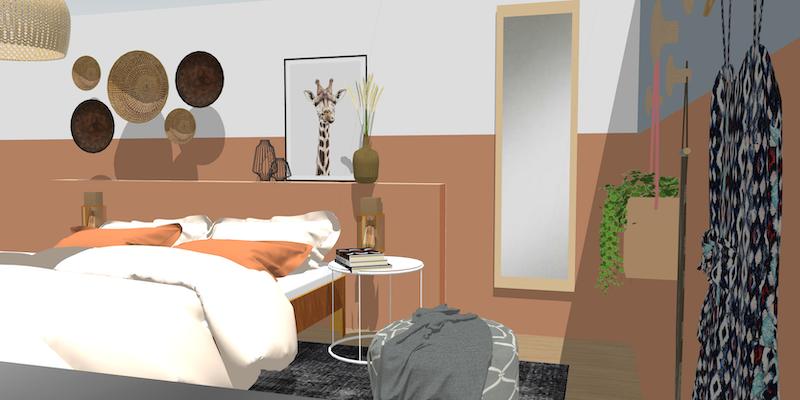 slaapkamer styling advies